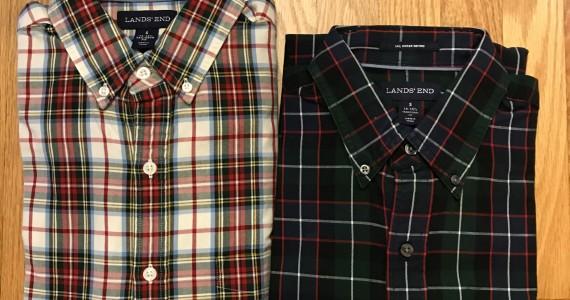 Tartan Casual Shirts