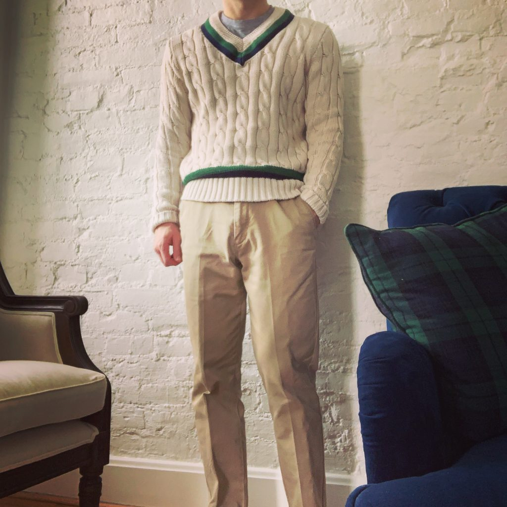 J.Crew Cotton Cricket Sweater